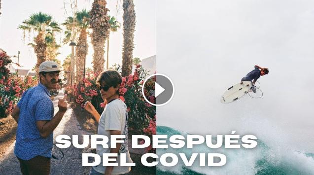 Surf en CANARIAS después del COVID-19 🦠🏄♂️