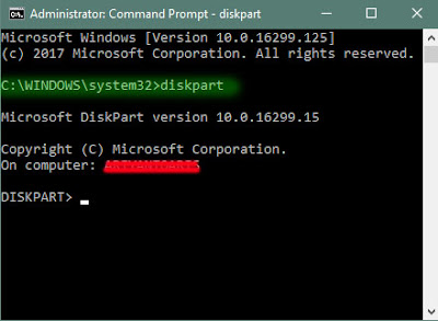 command prompt install windows via usb flash 2