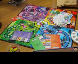 Hobby Day 1 - Goal Setting + Board Games