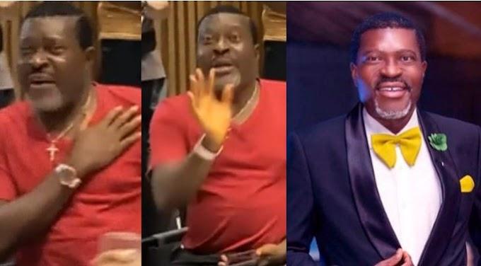 "Veteran actor, Kanayo O Kanayo insists that nobody can succeed without ""sacrifice"" (Video)"