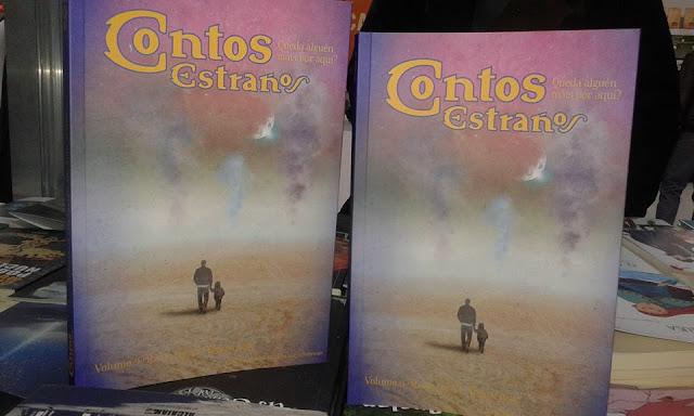 Contos estraños urco ciencia ficción galego
