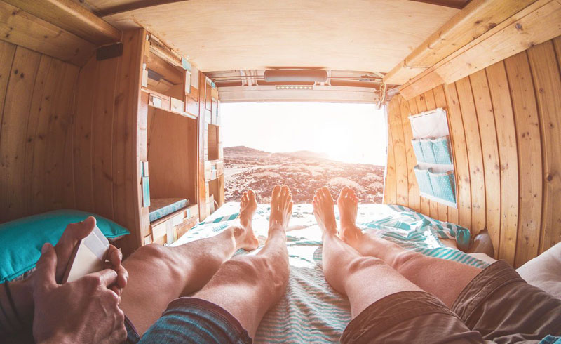 Where to go on your first van road trip around the US