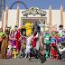 В Абу-Даби открылся парк развлечений стоимостью $1 млрд (ВИДЕО)