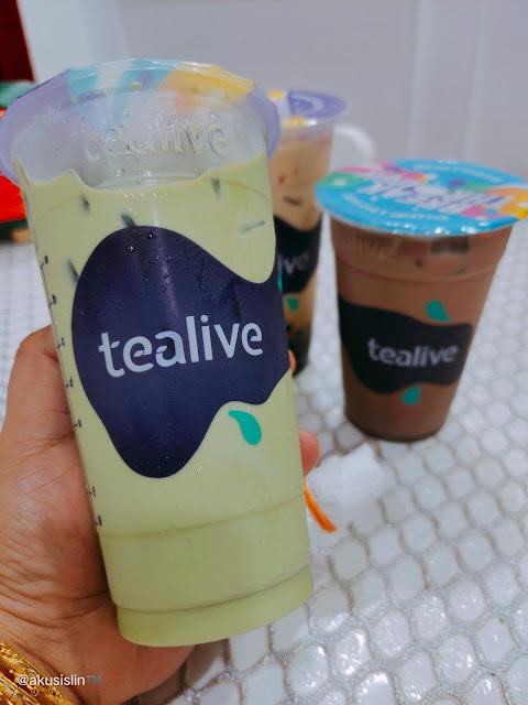 TeaLive GreenTea