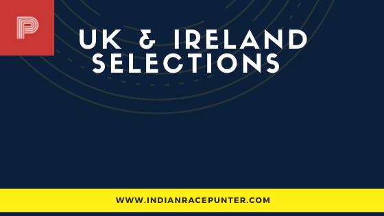 Today's UK & Ireland (Irish) Horse Racing Tips- Updated Daily