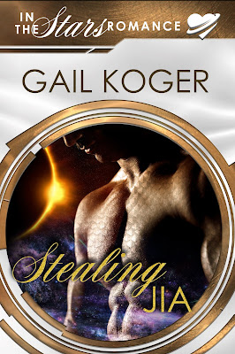 cover of Stealing Jia by Gail Koger