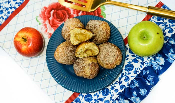 Apple Donut Hole Air Fryer Recipe