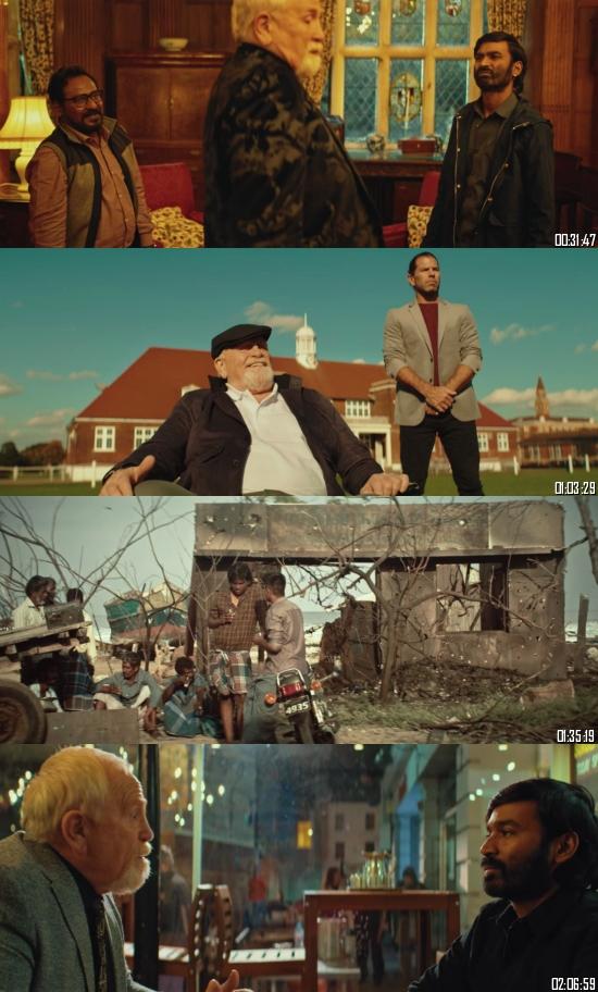 Jagame Thandhiram 2021 Hindi Dubbed 720p 480p Full Movie Download