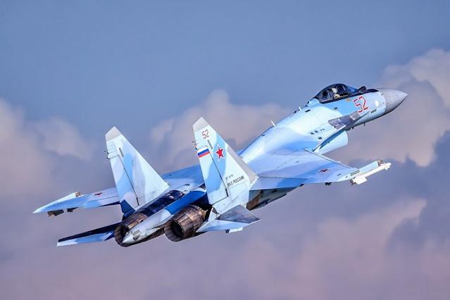 tiêm kích hạng nặng Su-35S
