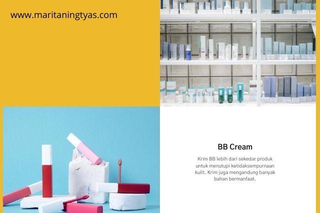 Pengertian dan fungsi BB Cream