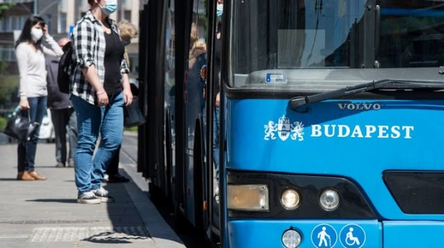 Egy percre megáll a fővárosi közösségi közlekedés