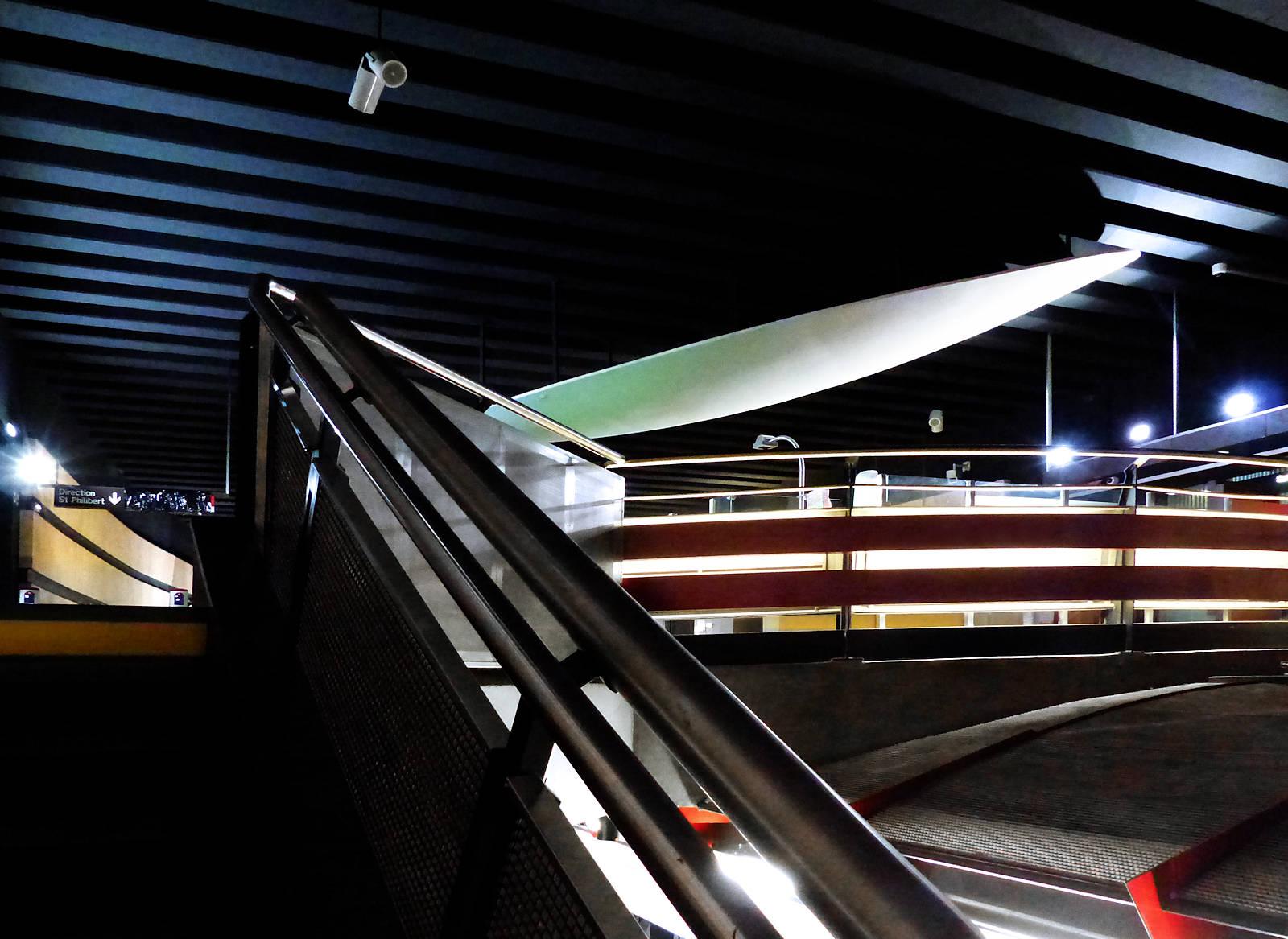 Tourcoing Métro - Station Mercure