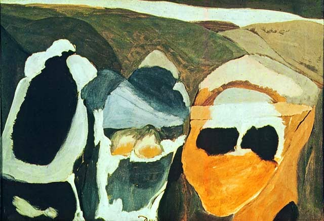 Art Objects At Memorial Art Gallery: ARTHUR DOVE, ABSTRACT