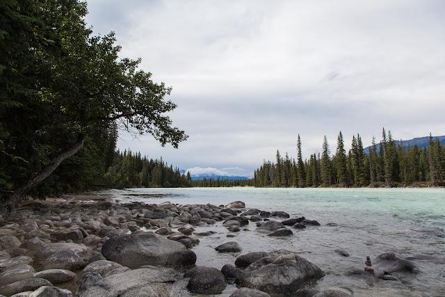 Fluss Kanada