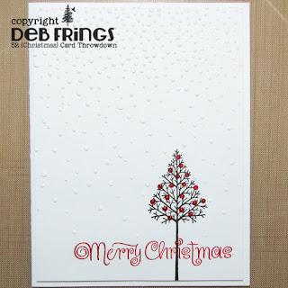 Merry Christmas sq - photo by Deborah Frings - Deborah's Gems