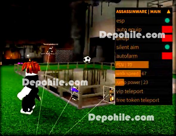 Roblox Assassin Oyunu ESP ve Farm Script Hilesi İndir 2020