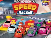 Jolly Speed Racers: Jollibee Kiddie Meal Toys for February