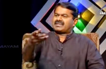 Imayam TV Nermugam – Seeman