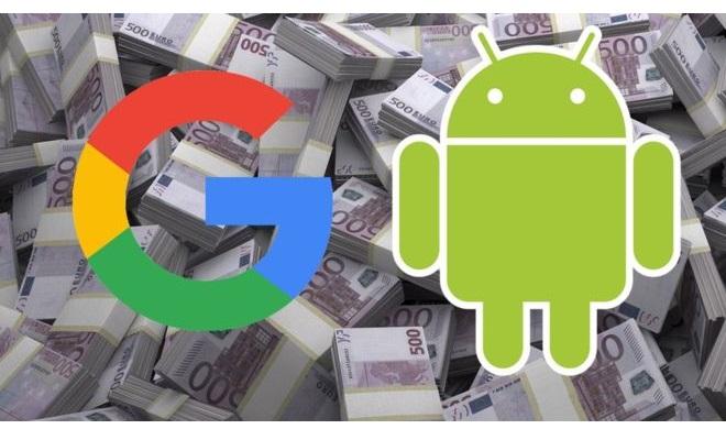 Google enfrenta multa de €4.3 mil milhões na UE devido ao Android
