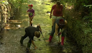 Glasney Valley volunteers