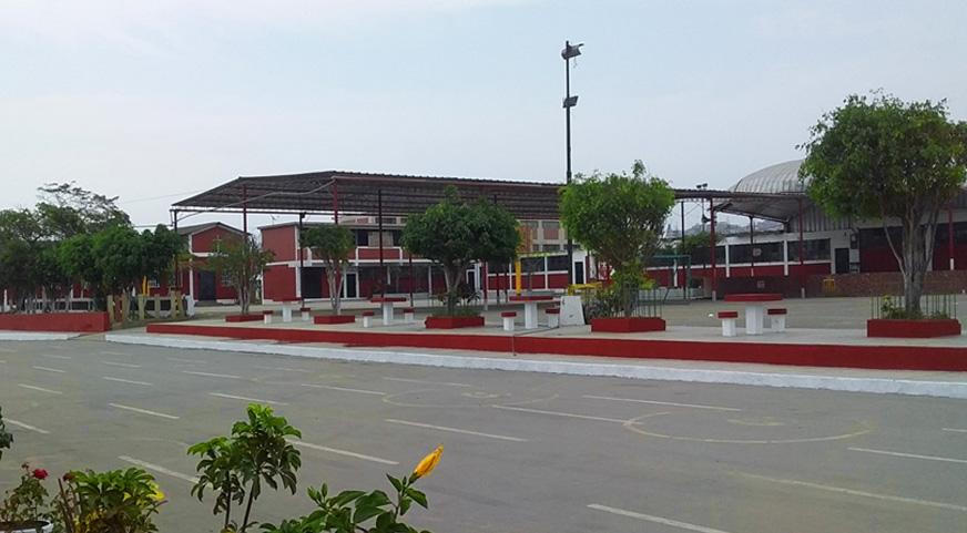 Colegio FE Y ALEGRIA 3 - San Juan de Miraflores