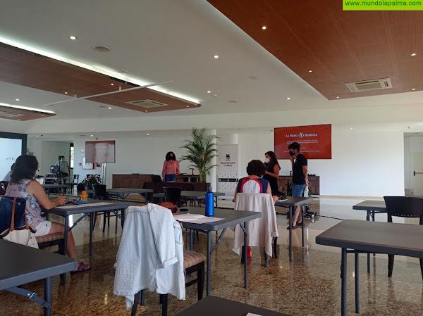 Arroyo presenta el programa La Palma Orgánica en el Máster de Agroecología de la ULL