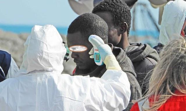 Coronavirus, Garante: sale numero migranti in quarantena