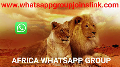 Africa Whatsapp Group Joins Link