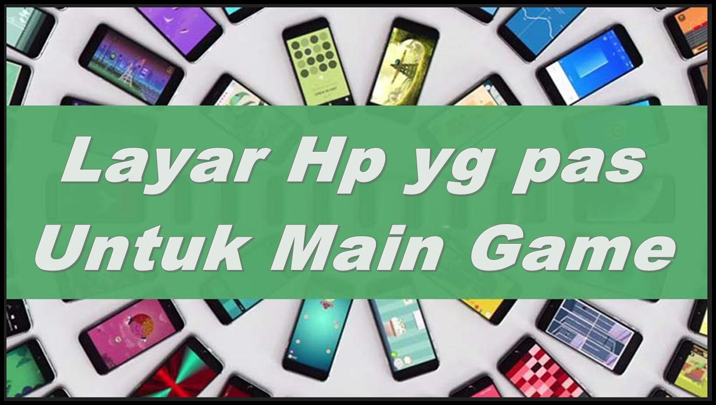 hp untuk game pubg