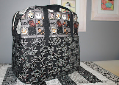 Star Wars Overnight Bag
