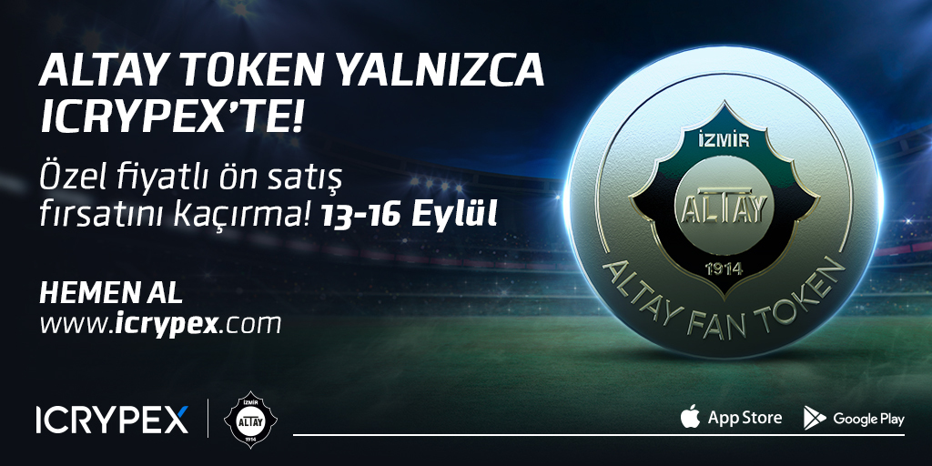altay token icrypex