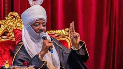 Sanusi Won't Have Access To Visitors – Ganduje's Aide