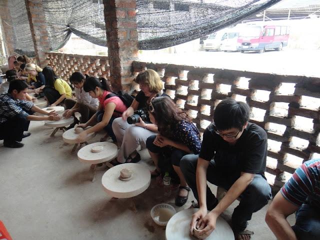 Bat Trang Pottery Village - A Traditional Craft Village 2