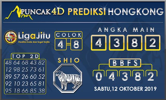 PREDIKSI TOGEL HONGKONG PUNCAK4D 12 OKTOBER 2019
