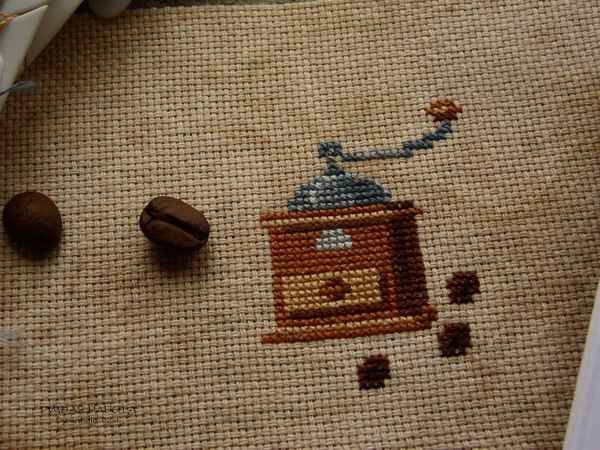 Схемы вышивки на равномерке