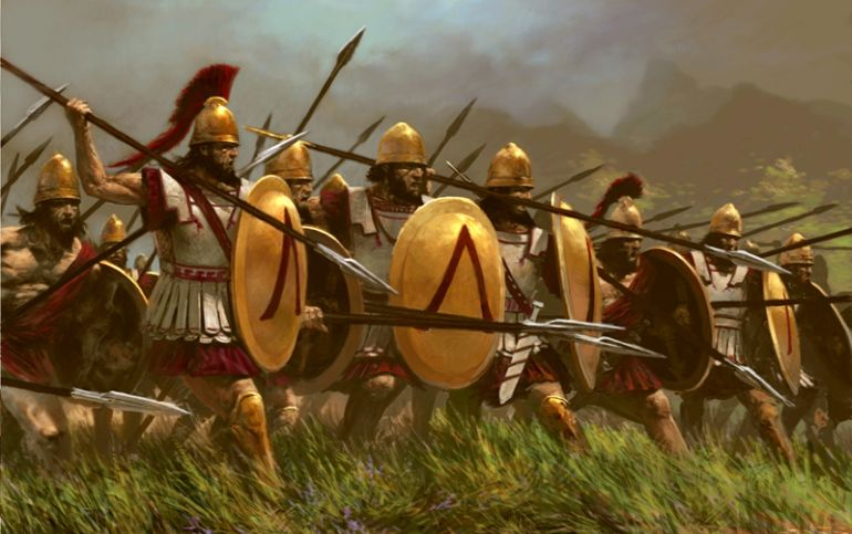 Realms of Chirak: D&D 5E: Cretean Foot Soldiers