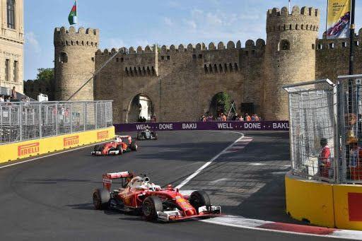 El Gran Premio de Fórmula 1 de Bakú se cancela