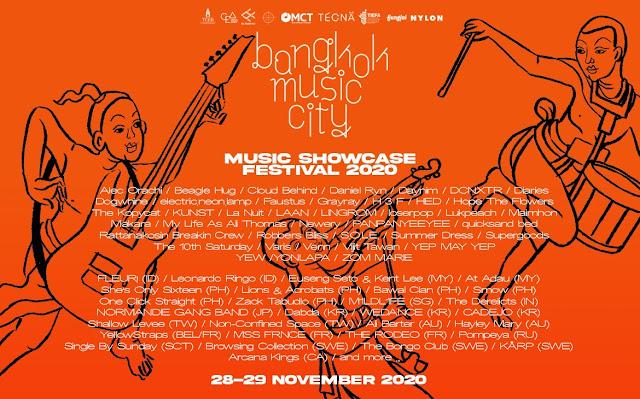 Music Showcase Festival 2020