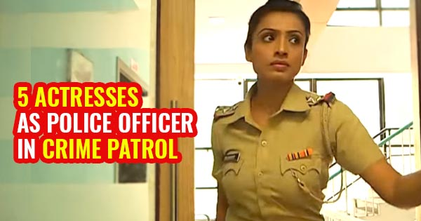 crime patrol actress as police inspector alefia maleeka suman singh