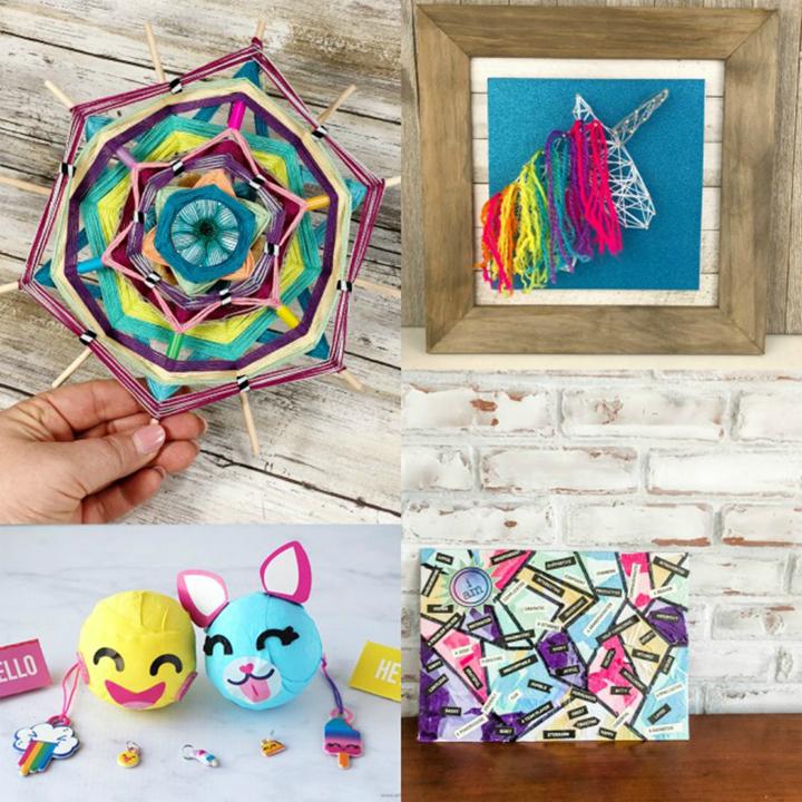 Ann Williams Craft Kits