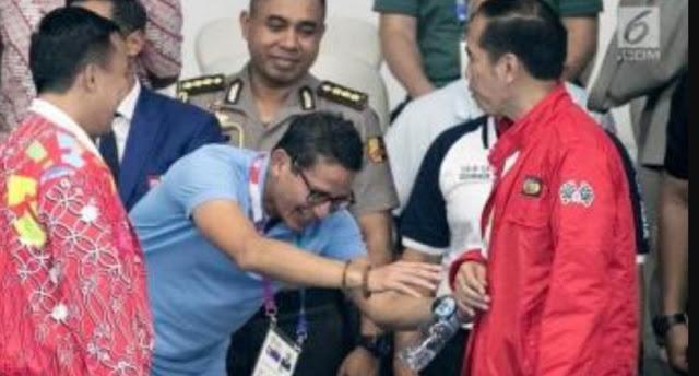 IPW Dapat Informasi A1 Sandiaga Uno Bakal Jadi Menteri Jokowi, Katanya Bagian dari Rekonsiliasi