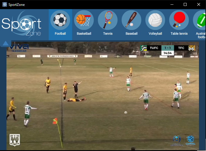 How to Watch Live Matches Soccer/Football, NBA, Tennis and