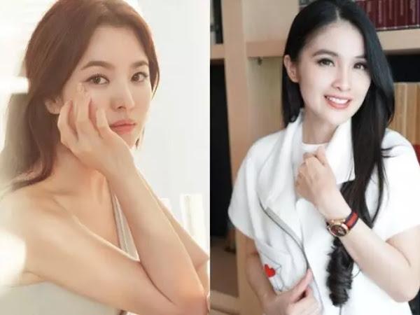 8 Seleb Indonesia Ini Disebut-Sebut Mirip Artis Korea, Siapa Lebih Cantik?