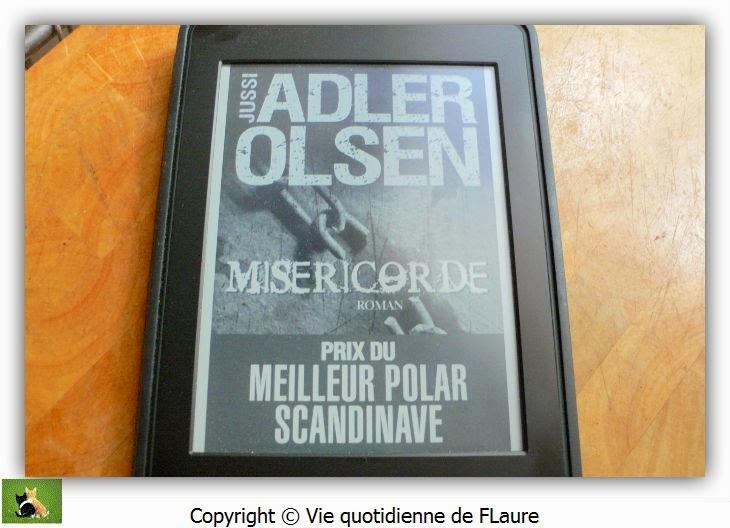Vie quotidienne de FLaure: Miséricorde - ADLER-OLSEN Jussi