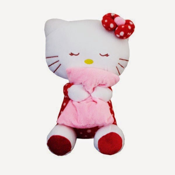 Gambar kartun hello kitty tdur gratis download