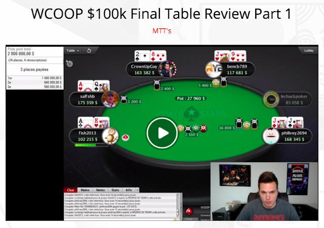 Upswing Poker Lab vs Masterclass Tournaments Zoom