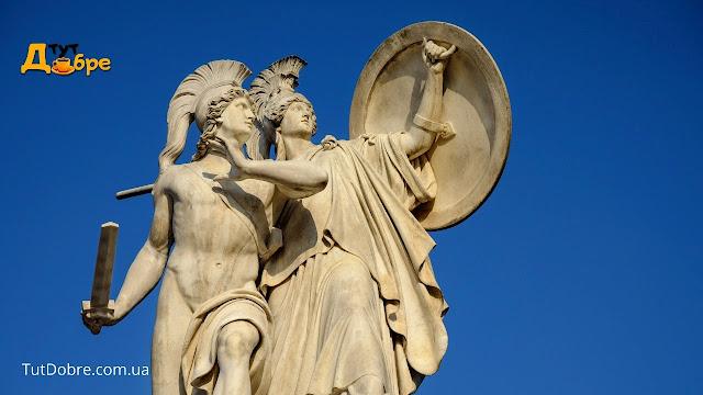 Боги Греції Мудра притча про щастя