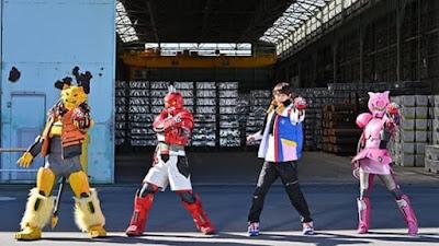 Kikai Sentai Zenkaiger Episode 03