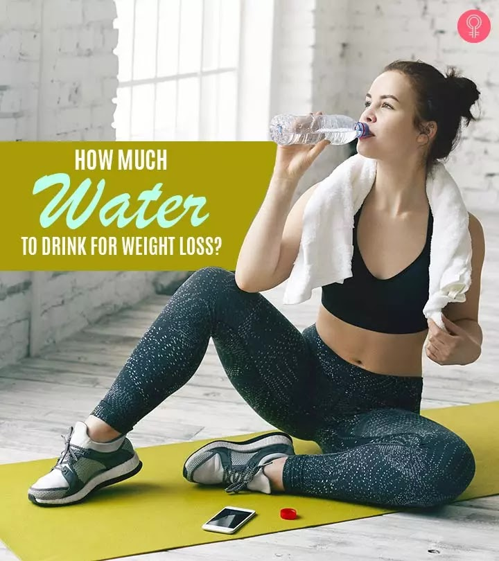 كم تحتاج شرب ماء