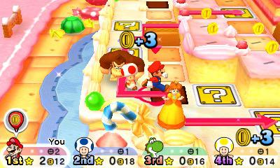 Download 3DS Cia: Mario Party: Star Rush